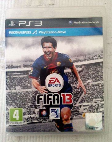 Jogo FIFA 13 PS3