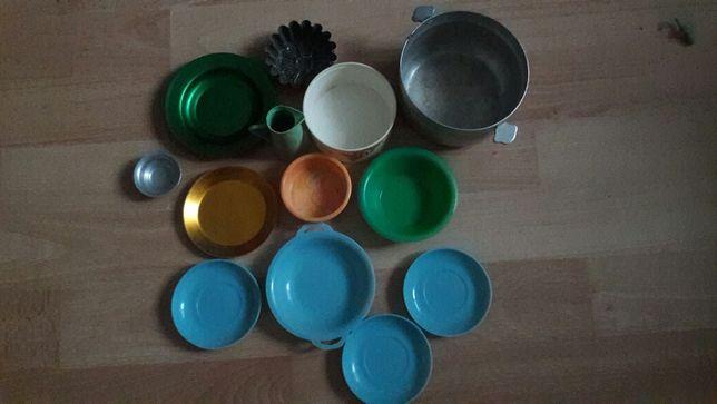 Элементы детской посудки, больнички