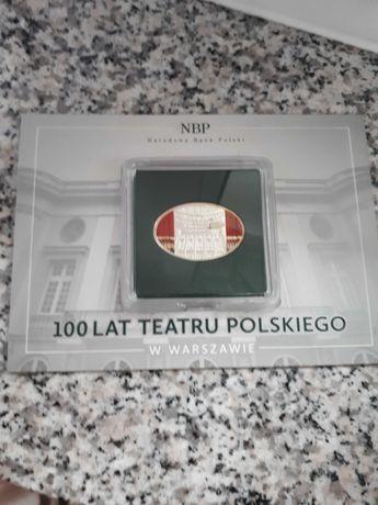 10 zł 100 Lat Teatru Polskiego 2013