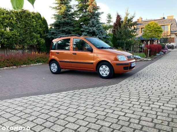 Fiat Panda sprowadzony i zarejestrowany w Polsce z klimatyzacją