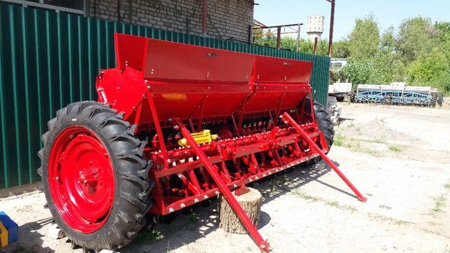 Сеялка зерновая СЗ-3,6 Сівалка зернова СЗ