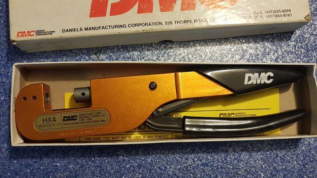 Alicate cravar DMC HX4 com molde Y1719 e Y1720