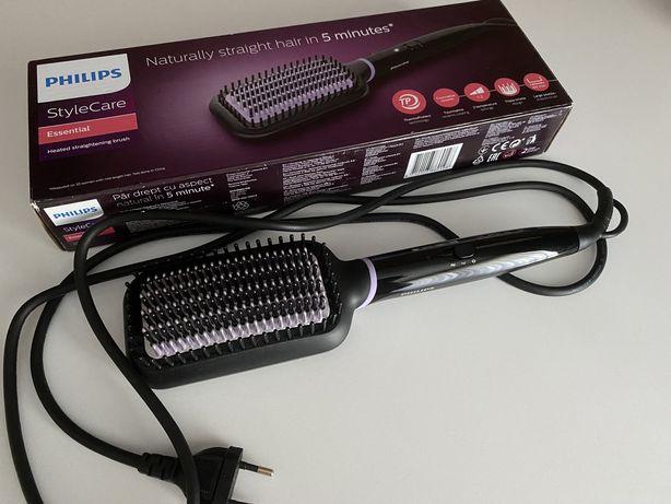 Щетка-выпрямитель Philips StyleCare Essential