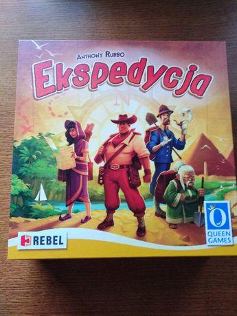 Gra planszowa: Ekspedycja