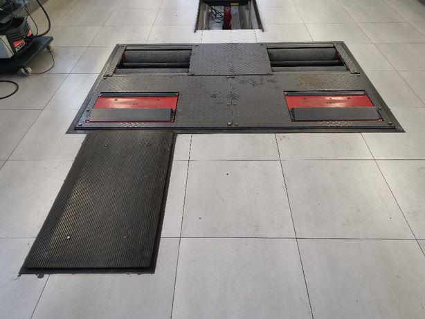 Linia diagnostyczna na stację kontroli pojazdów do 3,5 tony