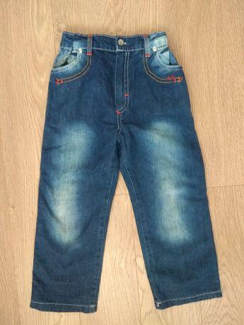 Продам літні джинси на хлопчика на 5 років