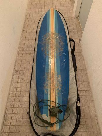 Prancha surf Malibu 7'8