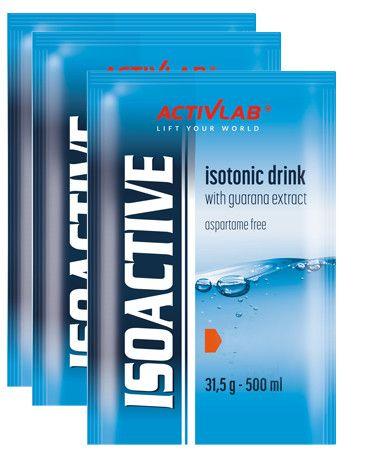 Изотоник isotonic ActivLab IsoActive/изотонический напиток