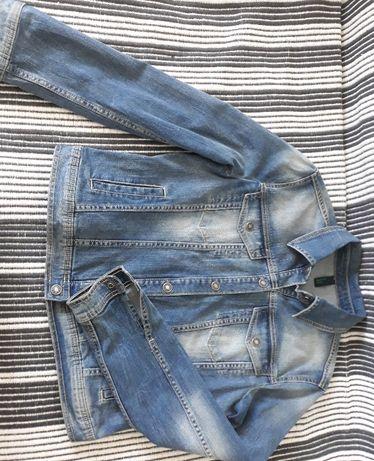 Benetton Jeans kurtka L