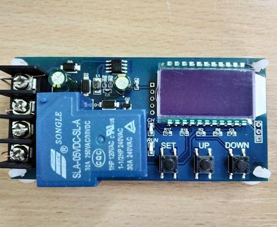 Реле контроля заряда аккумулятора Напряжение 6-60V ток 30A