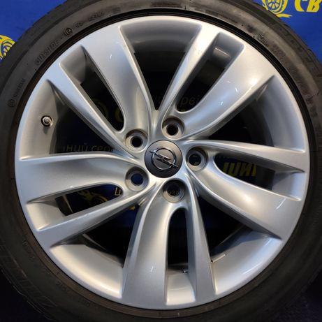 Диски 5x120 R18 Opel Insignia з шинами 245/45R18