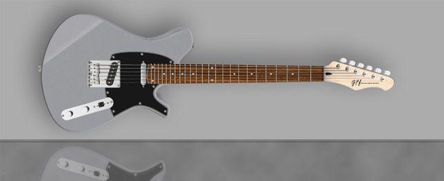 "Gitara elektryczna GFF Stellar ""Seria1"" JM | GFF Handcrafted Guitars"