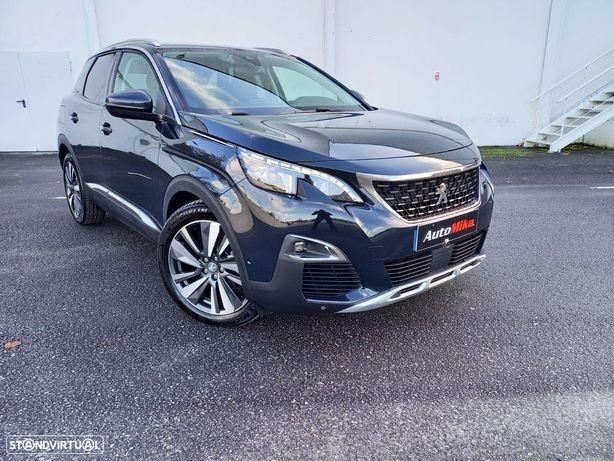 Peugeot 3008 1.6 BleuHDI Allure