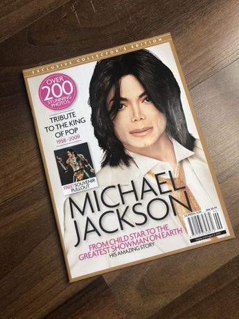 Michael Jackson Tribute Magazyn
