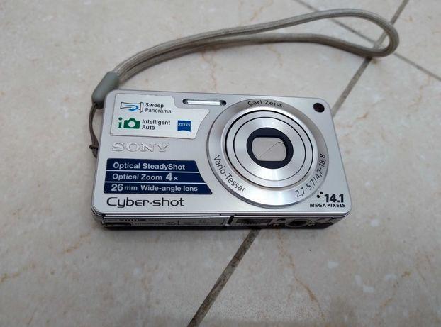 Máquina fotográfica SONY Cybershot DSC-W350