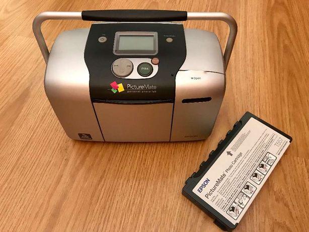 Impressora de fotos portátil
