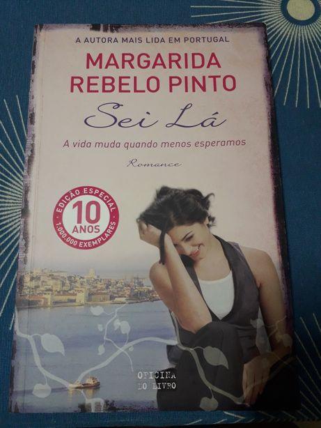 Sei lá - Margarida Rebelo Pinto