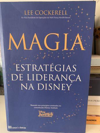 Estratégias de Liderança na Disney