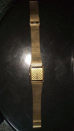 Relógio pulso Dourado Casio