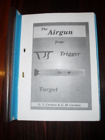 "Книга о пневматическом оружии ""От спускового крючка до мишени"""