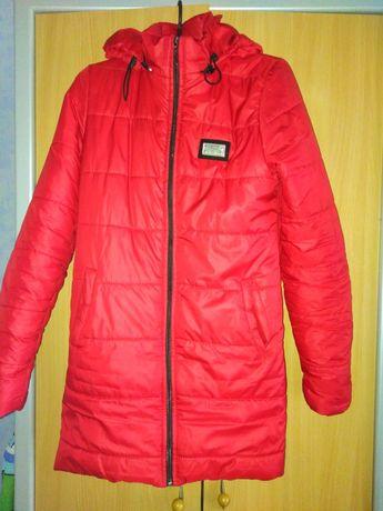 Пальто осень, селикон
