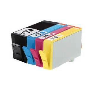 4 Tinteiros Compativeis HP 364XL