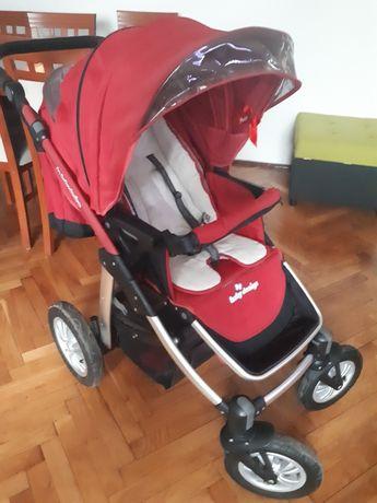 Wózek 2 w 1 bebe desing lupo