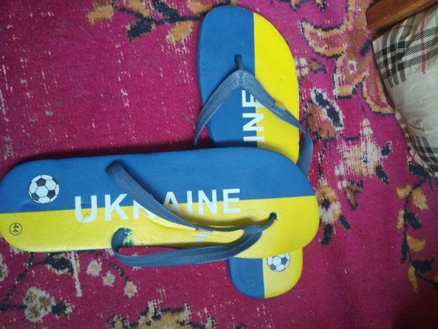 Тапочки пляжные Ukraine