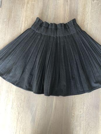 Plisowana spódniczka Zara