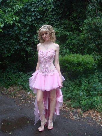 Выпускное платье, праздничное платье Оксаны Мухи
