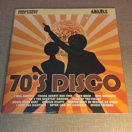 70'S  Disco LP / Диско 70-ых / Виниловая пластинка / VL / Винил