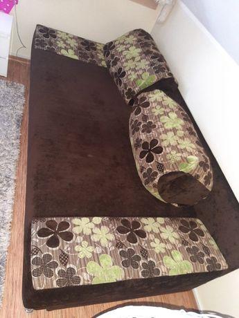 Wersalka, sofa, kanapa poduszki komplet schowek na pościel