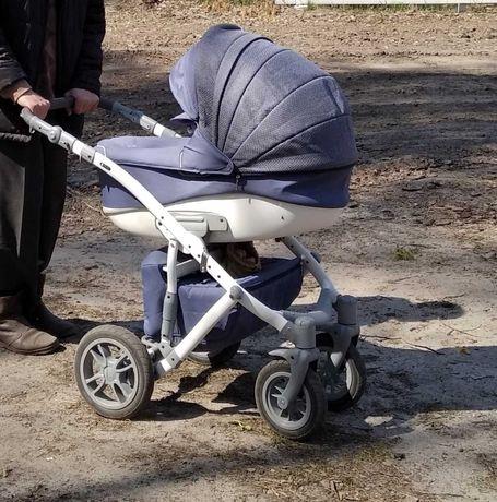 Детская коляска универсальная Camarelo Sirion 2в1