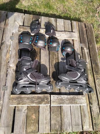 Rolki OXELO Active Fit.3