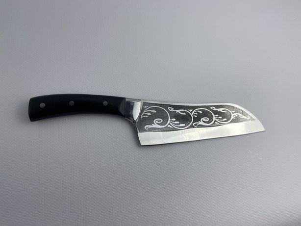 Нож кухонный. Ручная работа