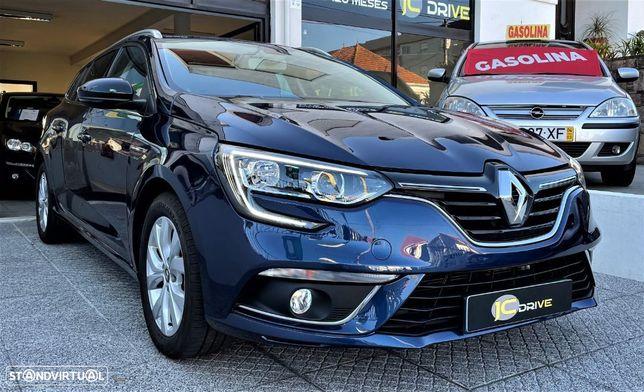 Renault Mégane Sport Tourer 1.5 Blue dCi Limited