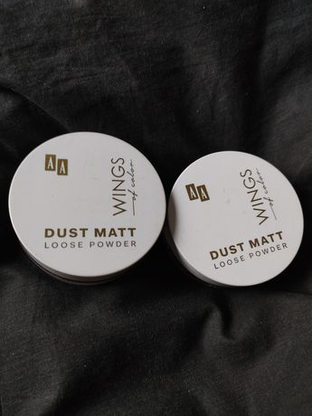 Aa wings of color dust matt 21 ivory sypki puder