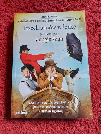 Książka do nauki j.angielskiego