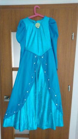 Suknia Ariel Mała Syrenka