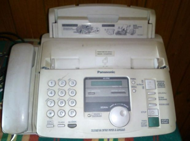 Telefax Panasonic KX-FP82PD
