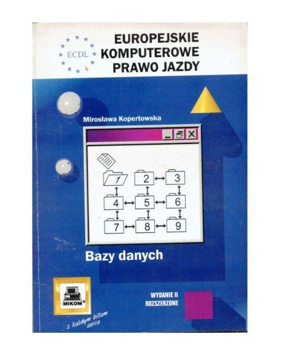 Europejskie komputerowe prawo jazdy bazy danych Mirosława Kopertowska Rzeszów - image 1