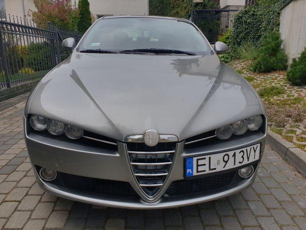 Alfa Romeo 159 1.9Jtdm / Bezwypadkowy / BlueMe / Klimatronik /Tempomat