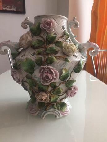 Фарфоровая ваза антиквариат