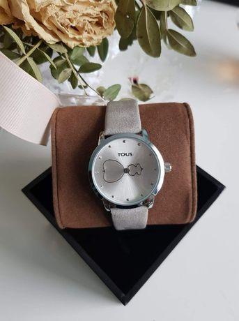Tous ~ nowy zegarek beżowy pasek + pudełko gratis !!!