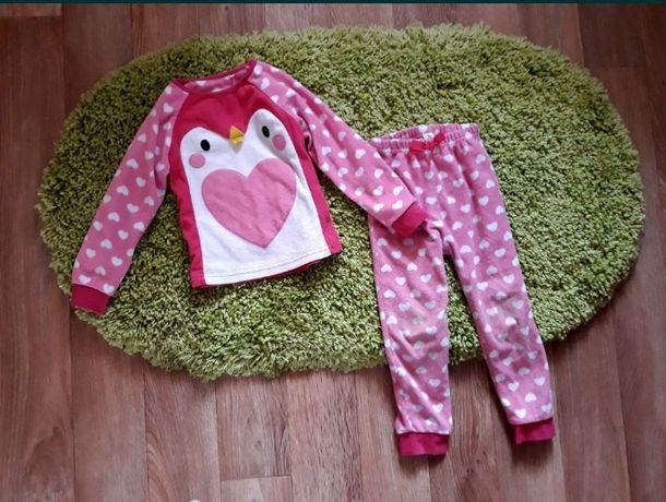 Флисовая пижама TU