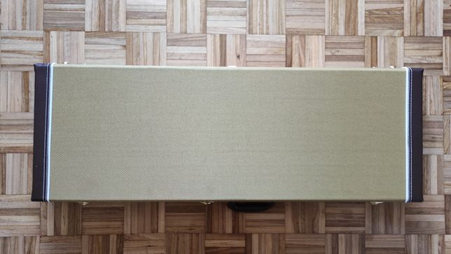 Hardcase para telecaster/stratocaster