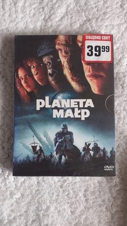 Nowy film DVD,  Planeta Małp