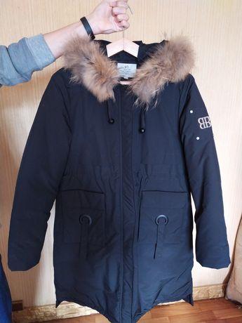 Куртка, парка, пальто, пуховик. Новое. 3500 руб