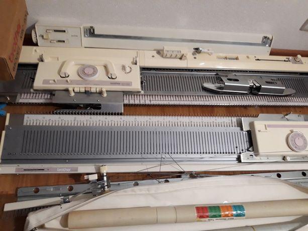Двухфонтурная вязальная машина Brother KH 260 KR 260 3 класс