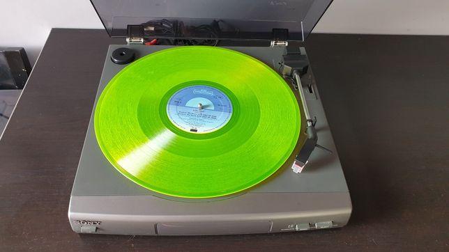 Tanio gramofon Sony PS LX 65 półautomat